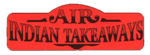 Logo - Air Indian Takeaways
